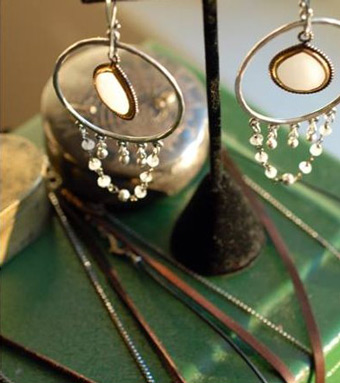 new jewelry from Onyx & Oak owner, Rebecca Eagan