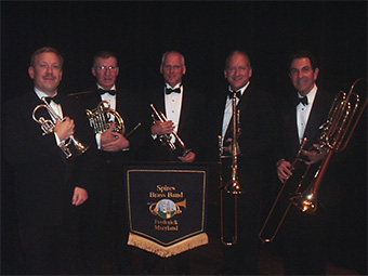 Spires Brass Band